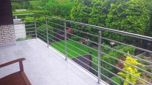 Balkon und Terrassengeländer Stefan Eibel aus Herten Edelstahlverarbeitung
