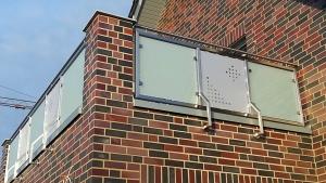 Balkon und Terrassengeländer Stefan Eibel Edelstahlverarbeitung