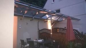 Vor- und Terrassenüberdachung Stefan Eibel aus Herten Edelstahlverarbeitung