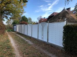 Edelstahl Zaun von Stefan Eibel aus Herten