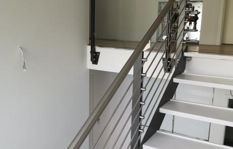 Treppe Geländer von Stefan Eibel aus Herten Edelstahldesign